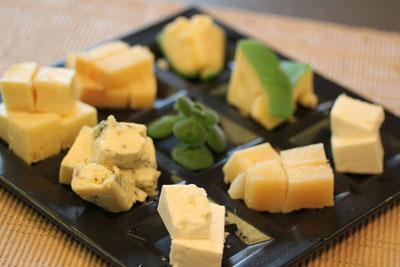 もんじゃり。チーズどーん
