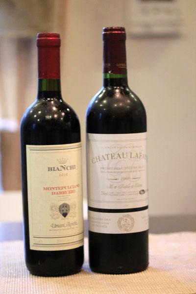 3けふのワイン
