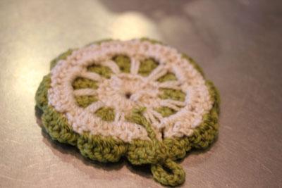 手編みの...えこたわしさん