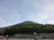 $パジェロミニの日々是決戦(いちご編)-富士山