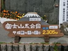 $パジェロミニの日々是決戦(いちご編)-富士山1