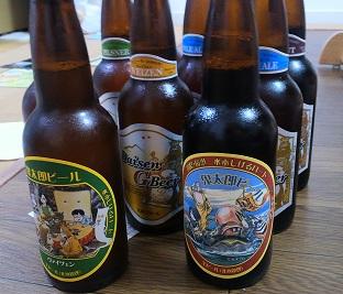 米子市地ビールセット