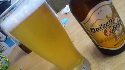 地ビールおいしそう
