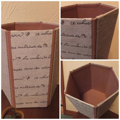 BOX6角形の