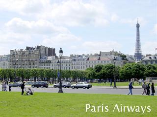 パリ アンバリッド エッフェル塔
