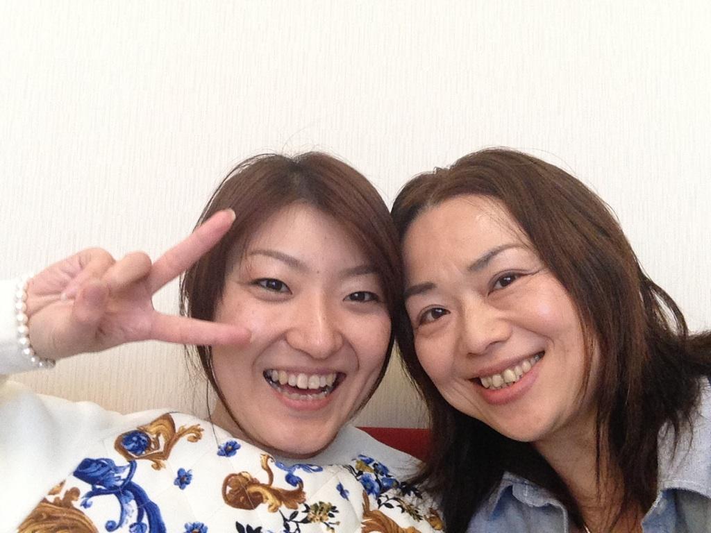 IMG_3716まりこちゃんとポーラ
