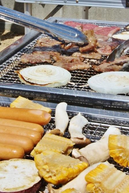 肉野菜焼いて焼いて