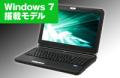 GALLERIA QF675MX Windows 7 インストールモデル