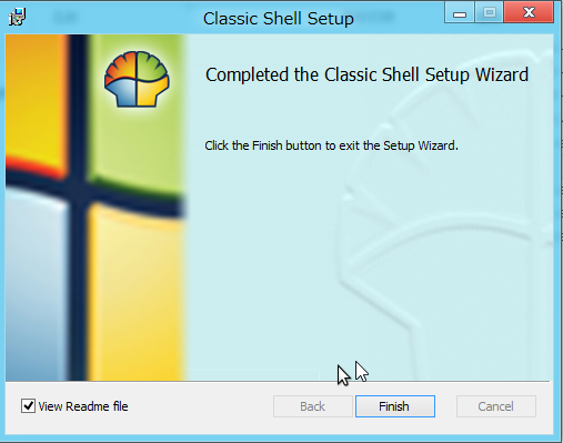Win8 Classic Shell8
