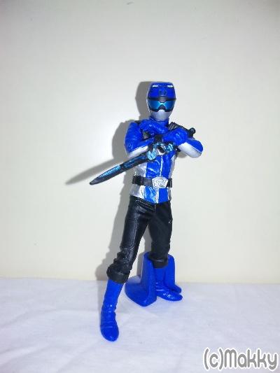 HDα 特命戦隊ゴーバスターズ ブルーバスター