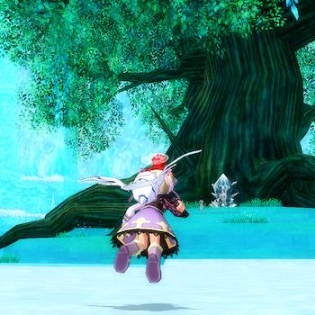 エミル界の世界樹