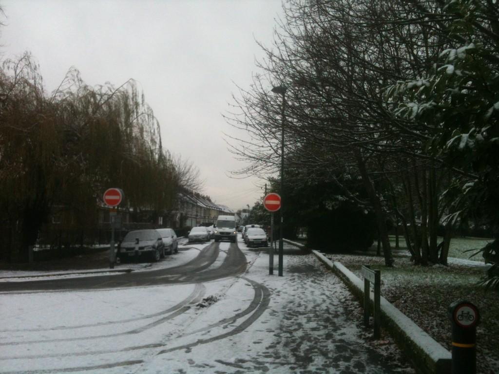 first snow 12