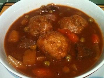 B stew