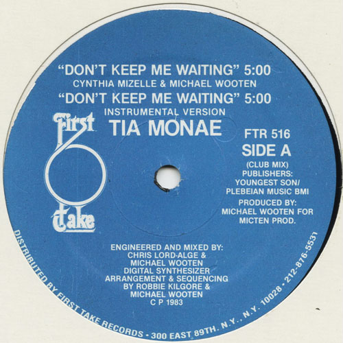 DG_TIA MONAE_DONT KEEP ME WAITING_201301