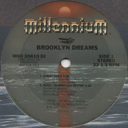 DG_BROOKLYN DREAMS_MUSIC HARMONY AND RHYTHM ( PROMO )_201301