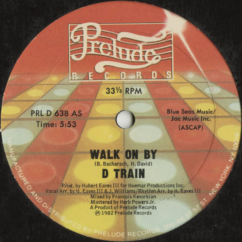 DG_D TRAIN_WALK ON BY_201301