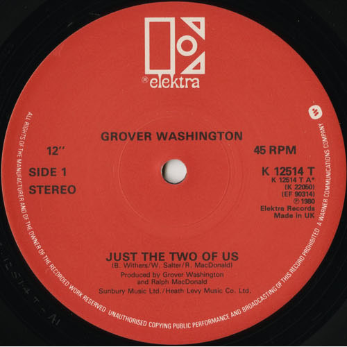 DG_GROVER WASHINGTON JR_JUST THE TWO OF USM_201301