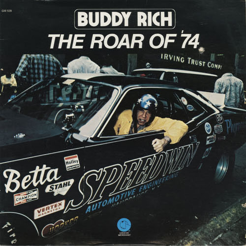 JZ_BUDDY RICH_THE ROAR OF 74_201301