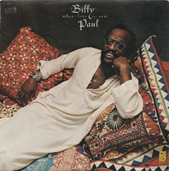 SL_BILLY PAUL_WHEN LOVE IS NEW_201302