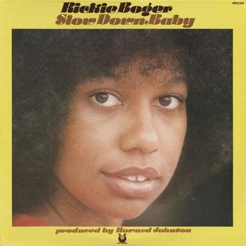 SL_RICKIE BOGER_SLOW DOWN BABY_201302