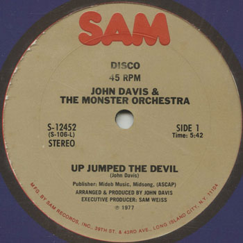 DG_JOHN DAVIS_UP JUMPED THE DEVIL_201303