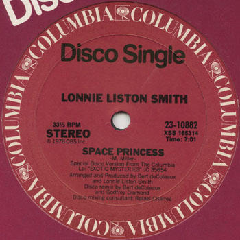 DG_LONNIE LISTON SMITH_SPACE PRINCESS_201303