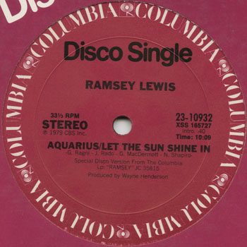 DG_RAMSEY LEWIS_AQUARIOUS LET THE SUNSHINE IN_201303