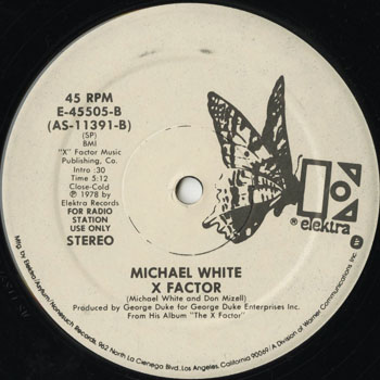 MICHAEL WHITE_X FACTOR