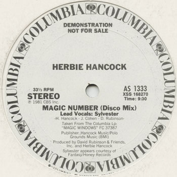 DG_HERBIE HANCOCK_MAGIC NUMBER_201303