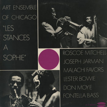 JZ_ART ENSEMBLE OF CHICAGO_LES STANCES A SOPHIE_201411