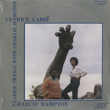 JZ_CLARICE LABBE_CLARICE SWINGS WITH CHARLIE HAMPTON_201411