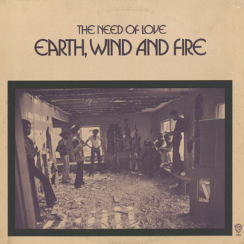 SL_EARTH WIND and FIRE_THE NEED OF LOVE_201411