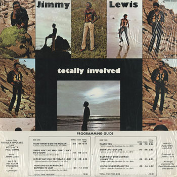 SL_JIMMY LEWIS_TOTALLY INVOLVED_201411