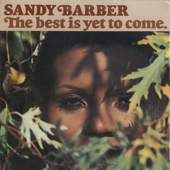 SL_SANDY BARBER_THE BEST IS YET TO COME_201411