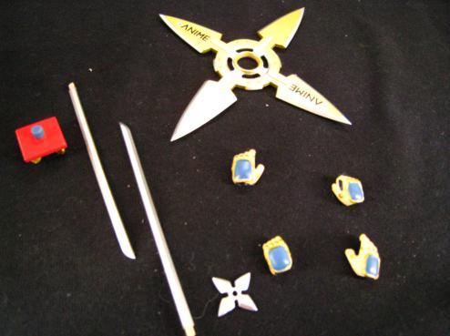 S.H.フィギュアーツ 折紙サイクロン