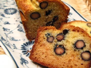 黒豆ケーキ