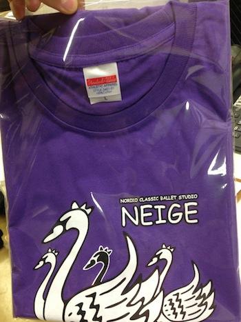 NEGE Tシャツ