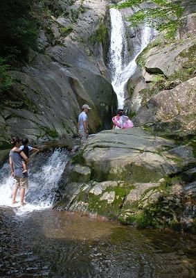 三郎の滝4