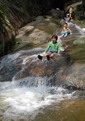 三郎の滝 6