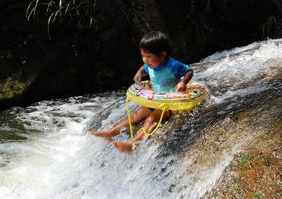三郎の滝8