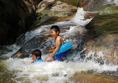 三郎の滝9