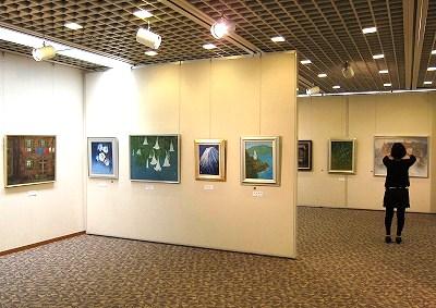 日本画展 2