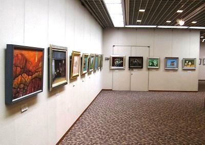 日本画展 4