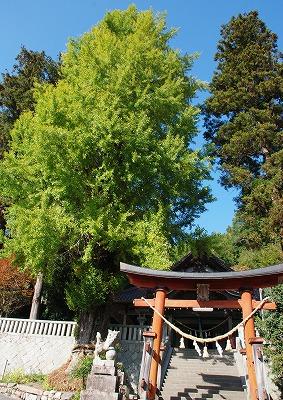 長尾神社1