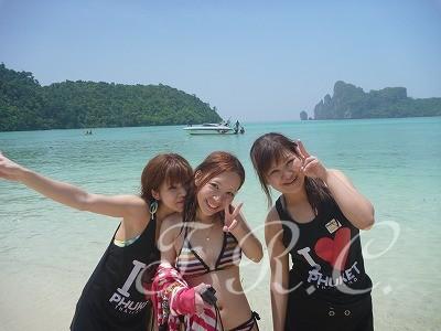 ピピ島体験ダイビング