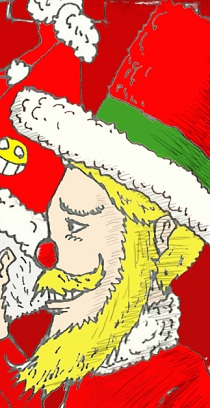 クリスマスだね