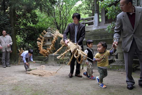 新泉 野神祭5