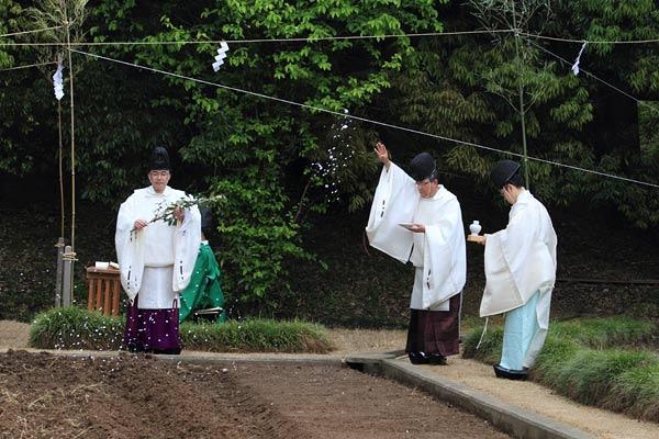 大神神社 播種祭2