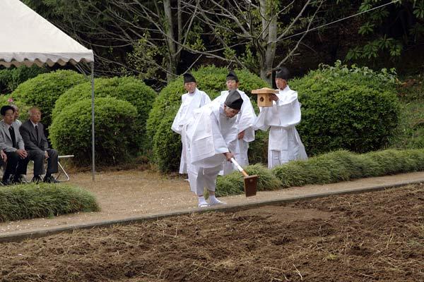 大神神社 播種祭3