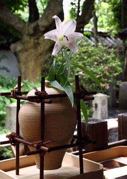 漢国神社 式庖丁7